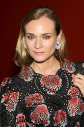 Diane Kruger - The Cinema & Chopard Host a Screening of Desorder in NYC 8/9/2016