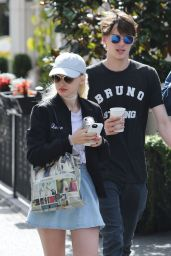 Dove Cameron - Out in Vancouver 8/22/2016