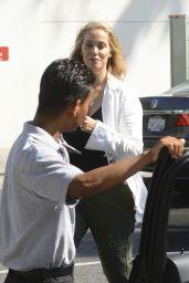 Elizabeth Berkley - Out in Beverly Hills 8/5/2016