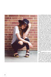 Elizabeth Gillies - NKD Magazine, August 2016 Issue