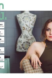 Elizabeth Gillies - NKD Magazine, August 2016 Issue
