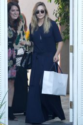 Elizabeth Olsen at the In Style Gifting Suite in Brentwood 8/14/2016