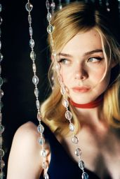 Elle Fanning - SoFilm Magazine Cover and Photos, June 2016