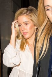 Ellie Goulding at Steam & Rye in London 8/6/2016