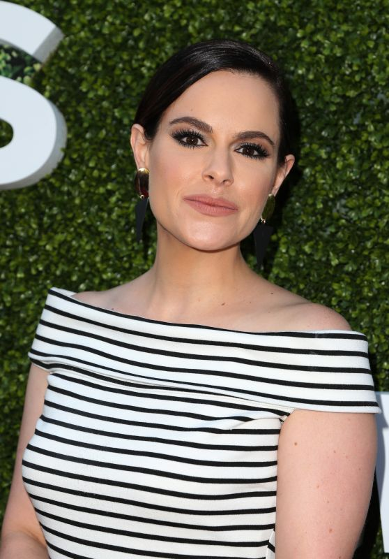 Emily Hampshire – CBS, CW and Showtime Summer TCA Press Tour in West Hollywood 8/10/2016