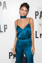 Emily Ratajkowski - LPA Launch Party in Los Angeles 8/11/2016