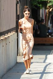 Emily Ratajkowski Style - Out in LA 8/19/2016