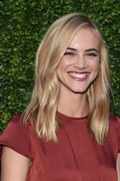Emily Wickersham – CBS, CW and Showtime Summer TCA Press Tour in West Hollywood 8/10/2016