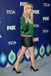Emma Roberts – Fox 2016 Summer TCA All-Star Party in West Hollywood 8/8/2016
