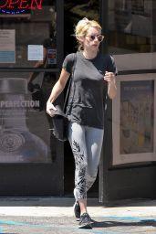 Emma Roberts Street Style - Beverly Hills 8/11/2016