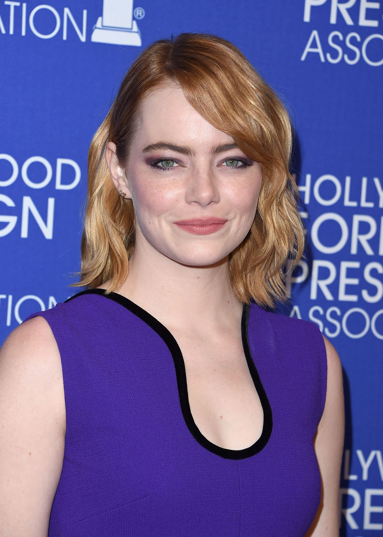 Emma Stone  U2013 Hollywood Foreign Press Association U2019s Grants