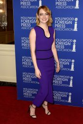 Emma Stone – Hollywood Foreign Press Association's Grants Banquet in Beverly Hills 8/4/2016