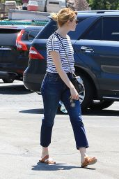 Emma Stone - Out in Beverly Hills, August 2016