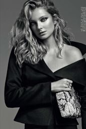 Enikő Mihalik - Elle Magazine Spain September 2016 Issue