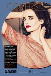 Eva Green - Glamour Magazine Italy August 2016