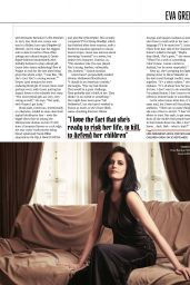 Eva Green - Total Film Magazine October 2016 Issue
