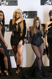 Fifth Harmony – MTV Video Music Awards 2016 in New York City 8/28/2016