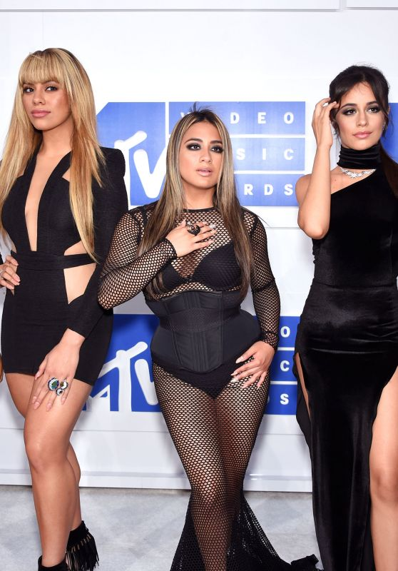 Fifth Harmony Mtv Video Music Awards 2016 In New York City 8 28 2016