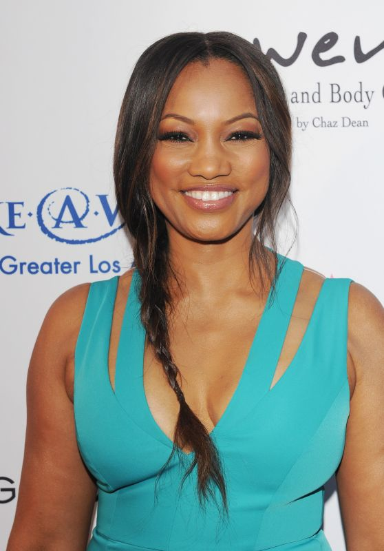 Garcelle Beauvais – BCBG Make-A-Wish Fashion Show in Los Angeles 8/24/2016