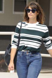 Gemma Arterton - Arriving for the Venice Film Festival in Venice, Italy 8/30/2016
