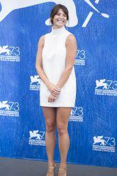Gemma Arterton - Jury Photocall at the 73rd Venice Film Festival, Italy 8/31/2016