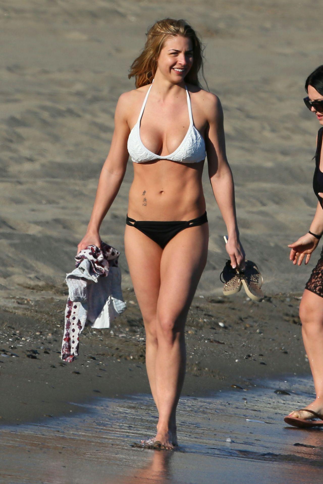 Gemma Atkinson Bikini Marbella In 8262016 JFKl1c
