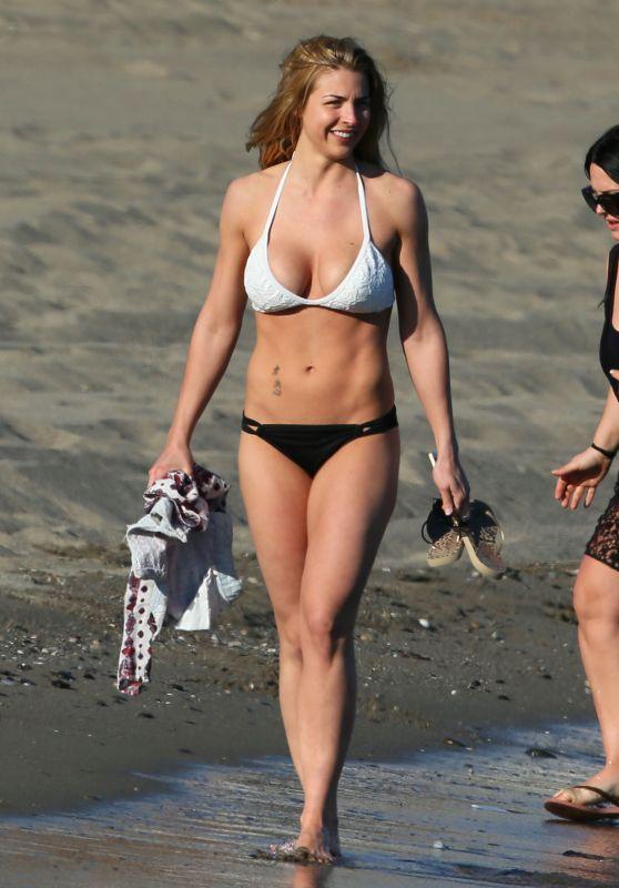 Gemma Atkinson in Bikini in Marbella 8/26/2016