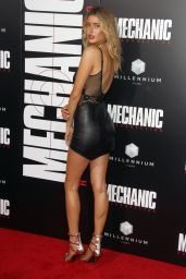 Gemma Vence - 'Mechanic: Resurrection' Premiere at ArcLight Hollywood, in LA 8/22/2016