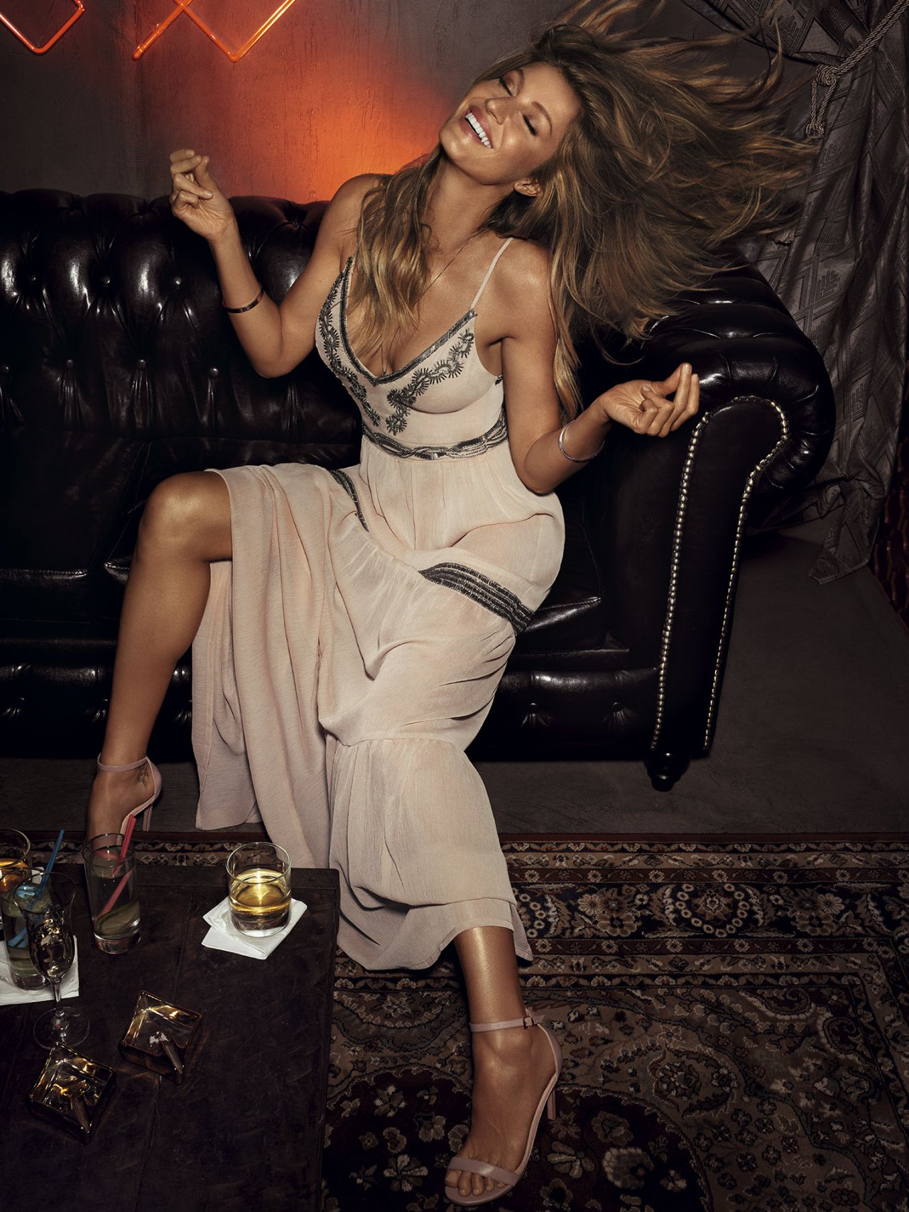 Gisele Bundchen Photoshoot For Colcci Spring Summer 2017