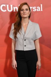 Grace Gummer – NBCUniversal Press Day – 2016 Summer TCA Tour in Beverly Hills 8/2/2016