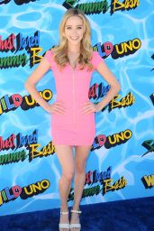 Greer Grammer – Just Jared Summer Bash 2016 in Los Angeles