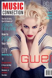 Gwen Stefani - Music Connection Magazine September 2016 Issue