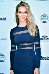 Hannah Ferguson - Sports Illustrated Swimsuit Summer of Swim Concert in Coney Island 8/28/2016