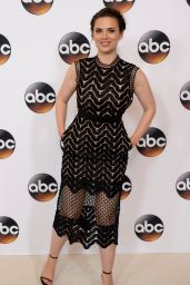 Hayley Atwell – Disney ABC Television Group TCA Summer Press Tour in LA 8/4/2016