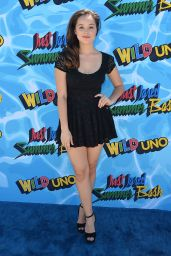 Hayley Orrantia - Just Jared Summer Bash in Los Angeles 8/13/2016