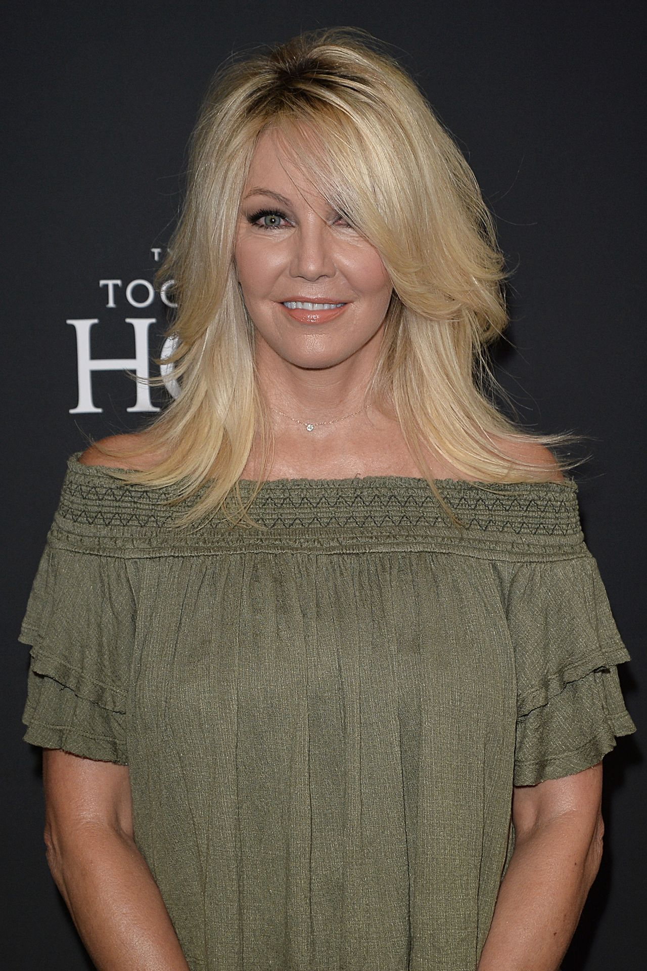 Heather Locklear - 'Too Close to Home' Screening in Beverly Hills 8/1...