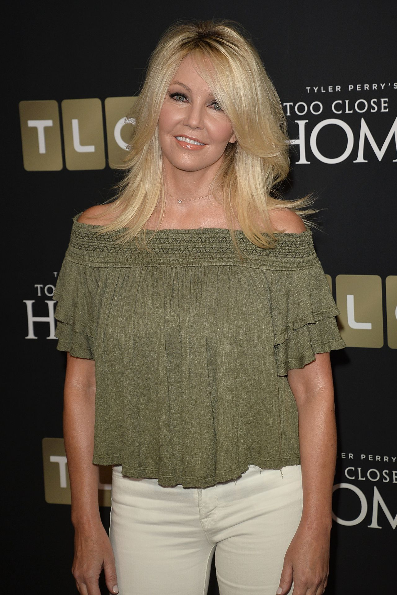 Heather Locklear - Too Close to Home Screening in