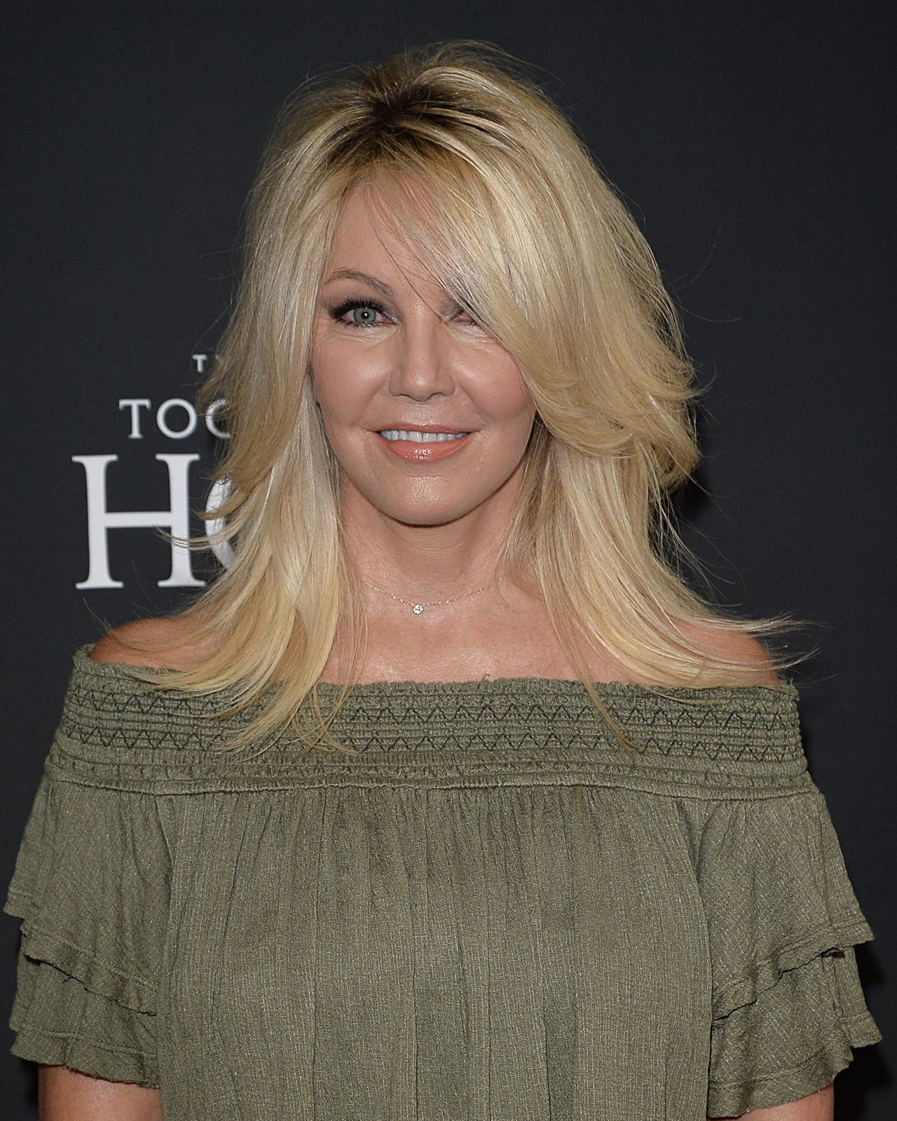 Heather Locklear - 'Too Close to Home' Screening in ...