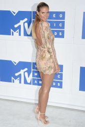 Heidi Klum – MTV Video Music Awards 2016 in New York City 8/28/2016