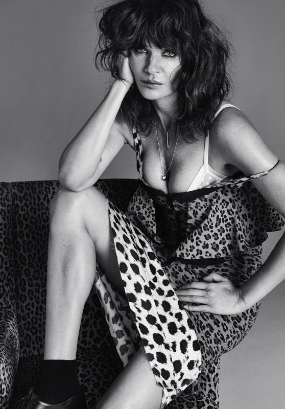Helena Christensen - Vogue Magazine September 2016