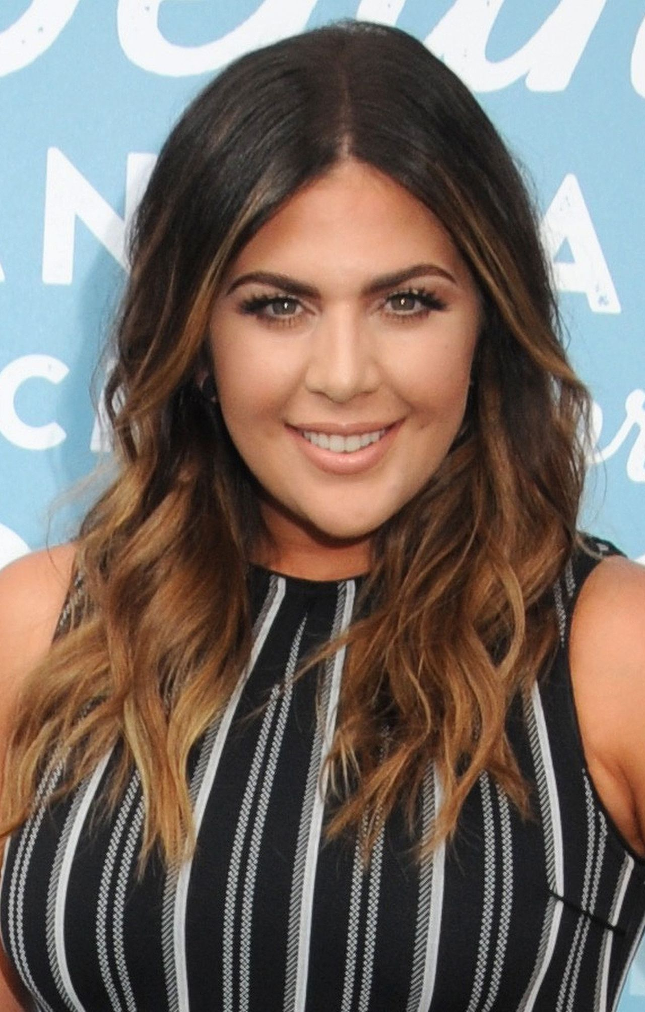 Hillary Scott – 10th Annual ACM Honors 8/30/2016 Hillary Scott