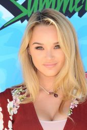 Hunter Haley King – Just Jared Summer Bash 2016 in Los Angeles