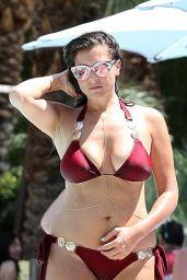 Imogen Thomas Bikini Pics -Las Vegas 8/23/2016