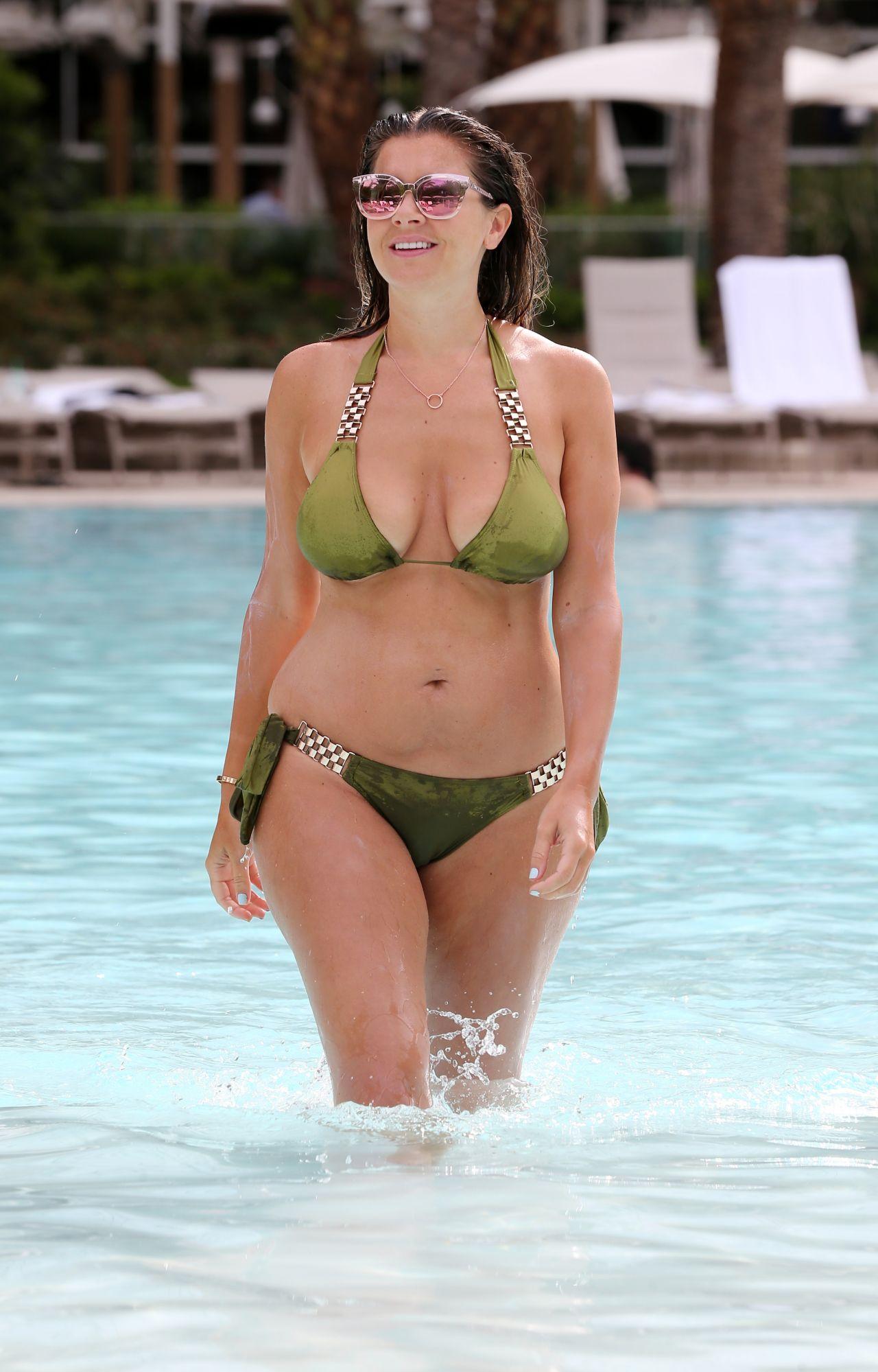 Imogen Thomas Bikini Nude Photos 40