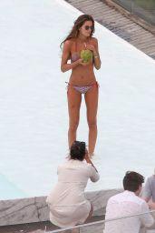 Izabel Goulart Bikini Candids - Rio de Janeiro, August 2016