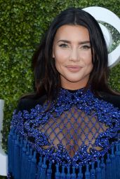 Jacqueline MacInnes Wood - CBS, CW, Showtime Summer TCA Party in West Hollywood 8/10/2016