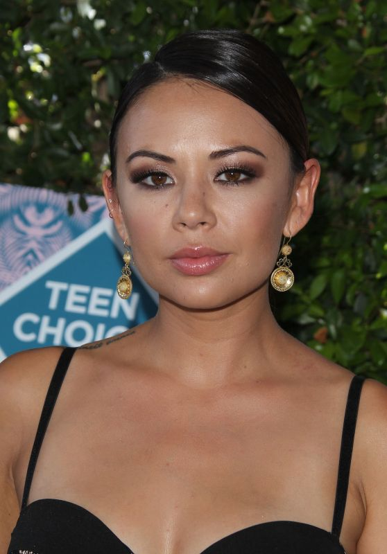 Janel Parrish – Teen Choice Awards 2016 in Inglewood, CA