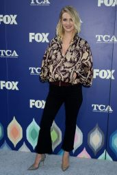 January Jones – Fox 2016 Summer TCA All-Star Party in West Hollywood 8/8/2016