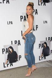 Jasmine Sanders – LPA Launch Party in Los Angeles 8/11/2016