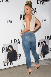 Jasmine Sanders – LPA Launch Party in Los Angeles 8/11/2016